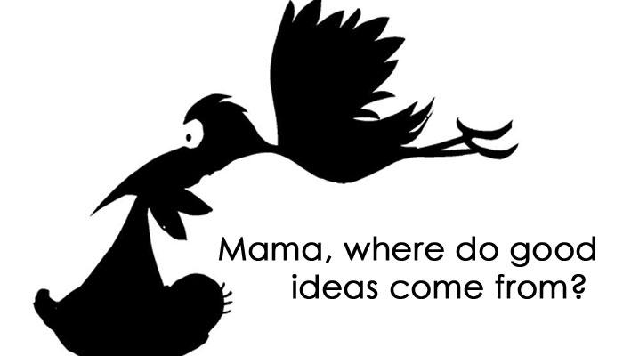 Idea Stork
